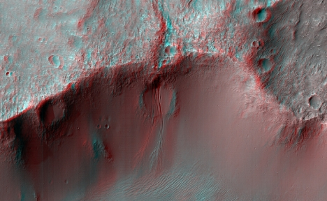 crater-gullies