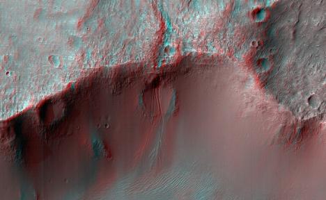 crater-gullies
