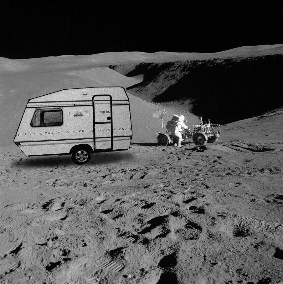 So, is this a sign that nasa is abandoning the moon, as many are