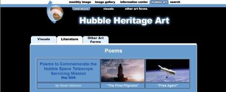 hub poems