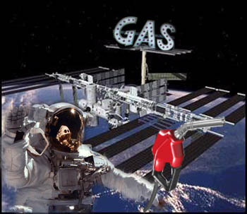 astronaut takes blame for gas in spacecraft meaning - photo #27