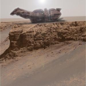 Serenity Mars2