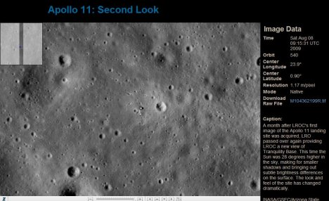 Apollo 11 second look b