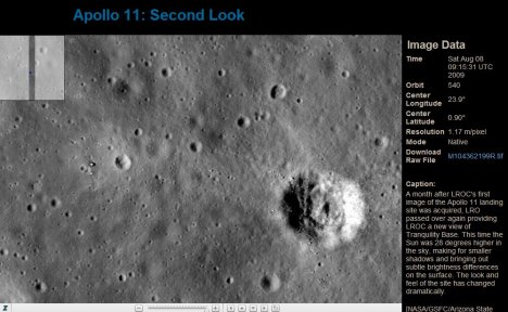 Apollo 11 second look