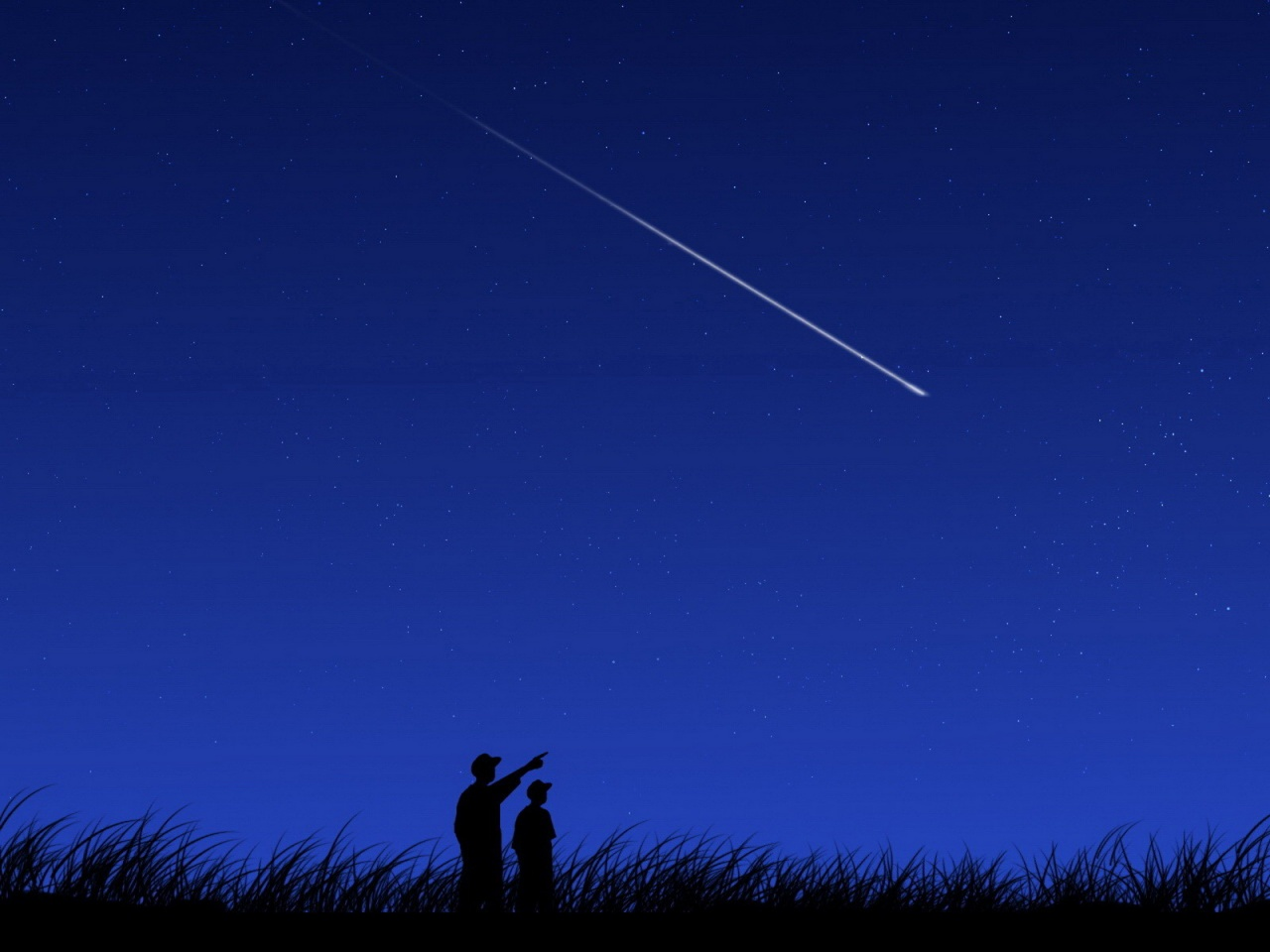METEOR SHOWER visible in – ahem – the Cumbrian Sky this ...