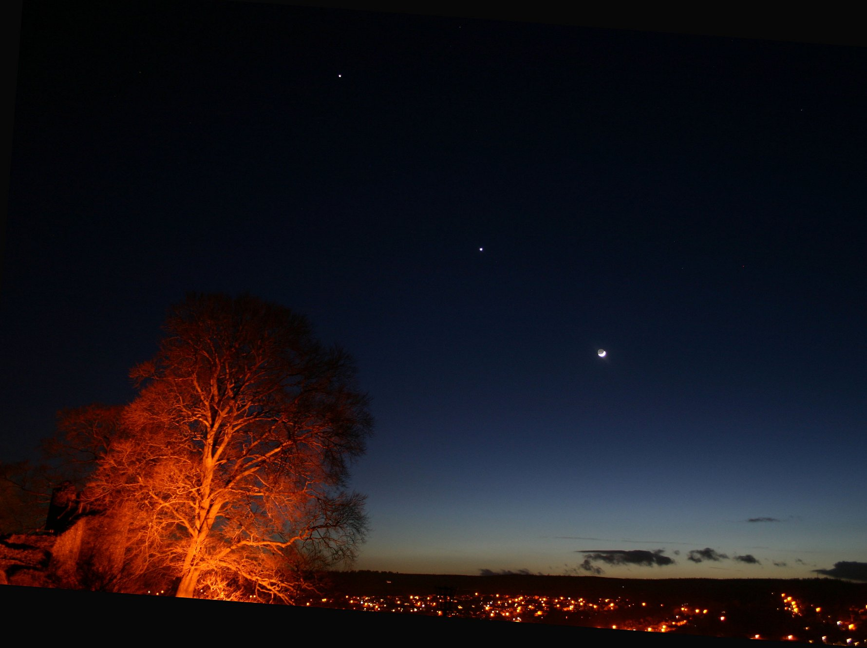 Planets on Parade… | Cumbrian Sky