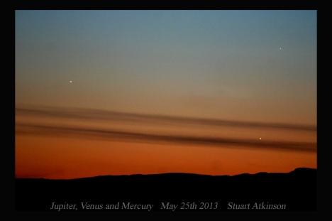 Three planets May 25th 2013 SA b