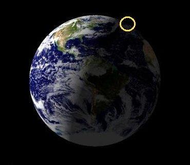 uk earth