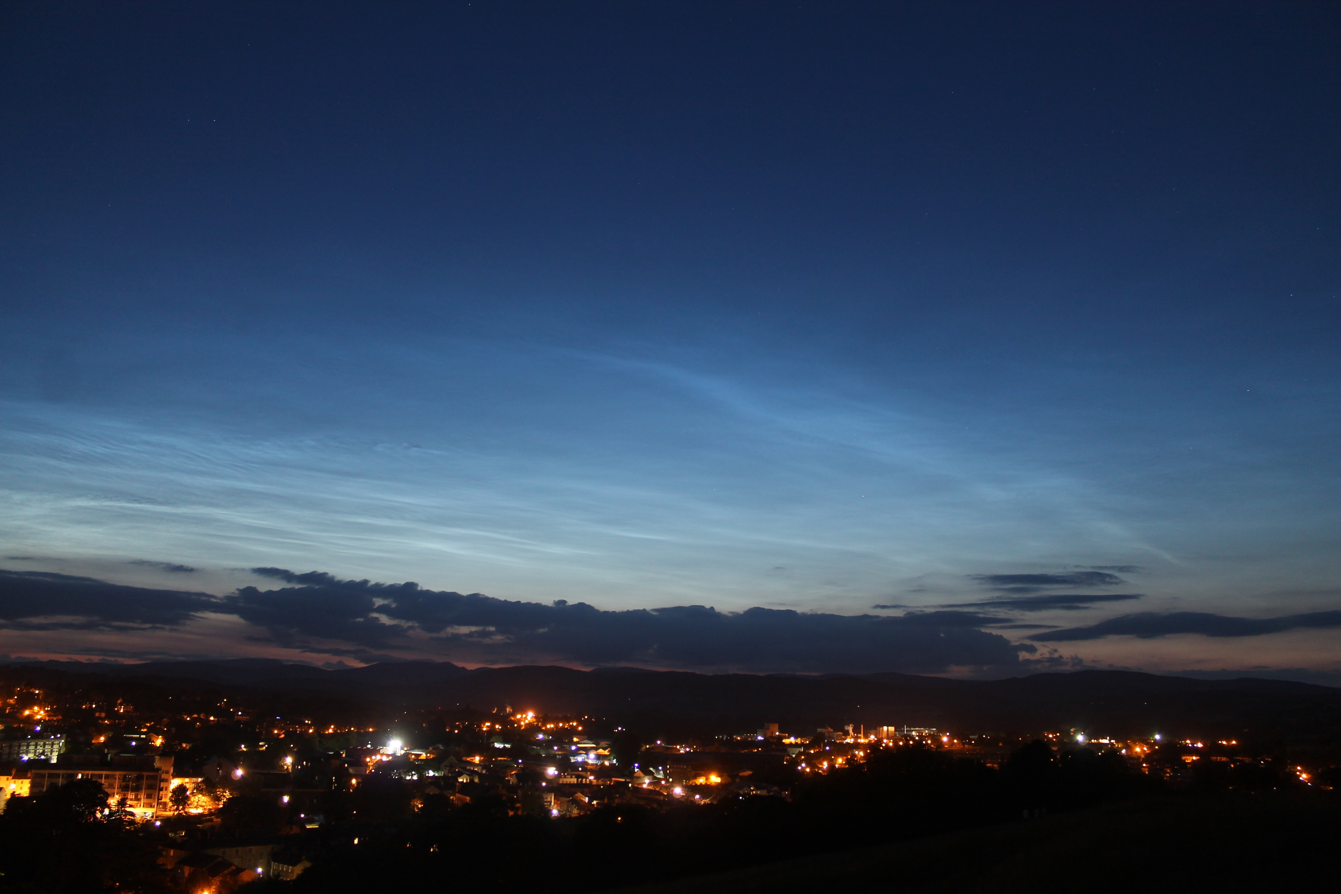 The NLC appear – at last! | Cumbrian Sky