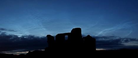 castle befpre dawn