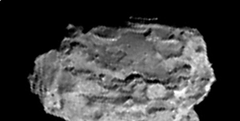 Navcam Aug 2 b base topography