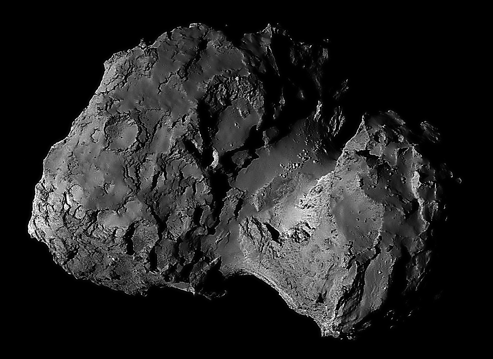 ROSETTA arrives at 67P | Cumbrian Sky Rosetta