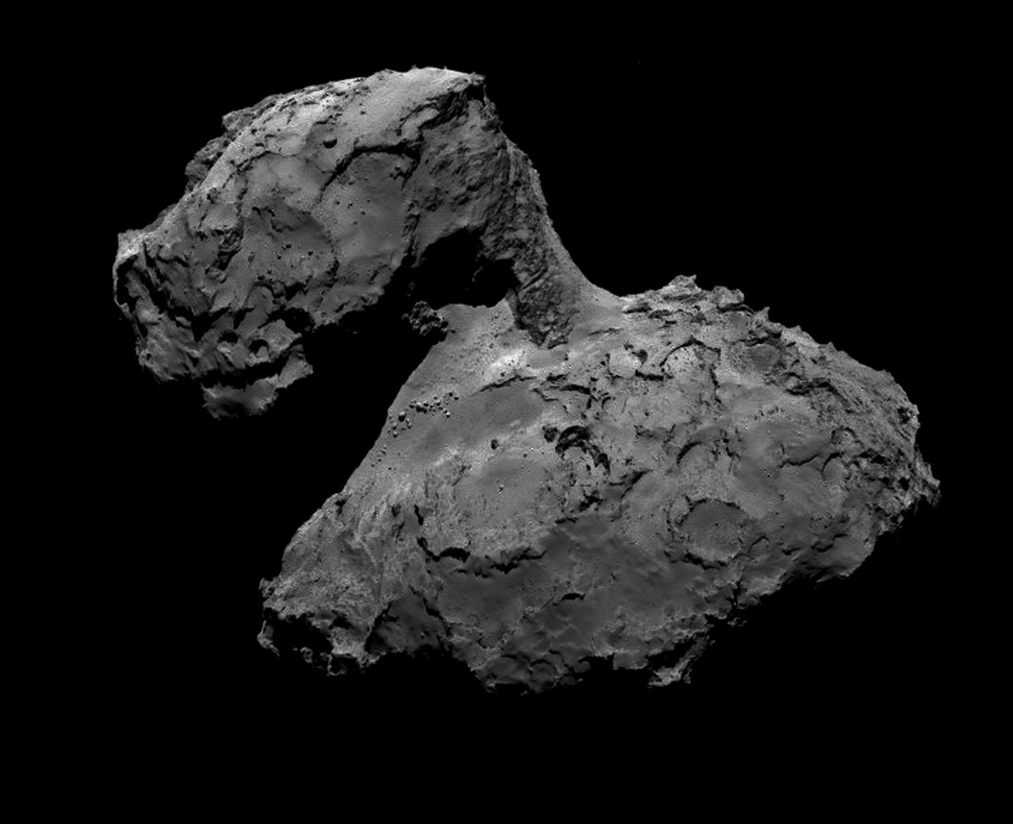 More 67P Rosetta goodness… | Cumbrian ...