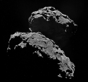 Comet_on_10_September_2014_NavCam b sh