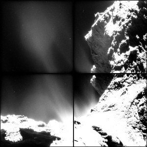 Comet_on_18_October_NavCam enh