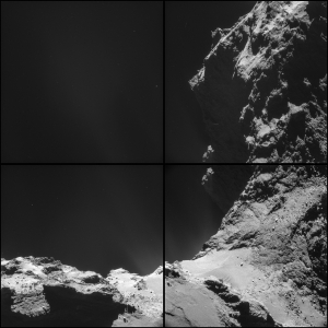 Comet_on_18_October_NavCam