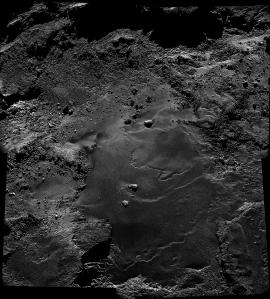 Comet_on_26_October_NavCam b