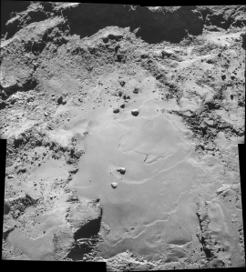 Comet_on_26_October_NavCam