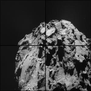 Comet_on_8_October_NavCam