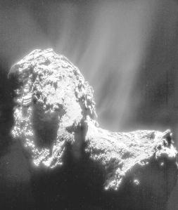 Comet_on_20_November_NavCam e