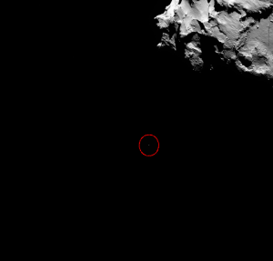 Philae_descending_to_the_comet_wide-angle_view