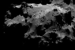 ESA_Rosetta_NAVCAM_141130_2