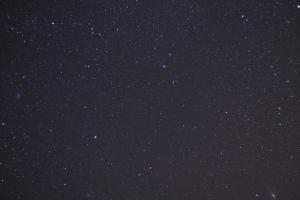comet 1st image 50mm 30s