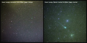 comet stacked