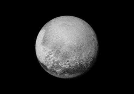 Pluto NASA teatime raw