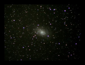 M33 best single frame