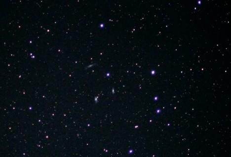 leo galaxies